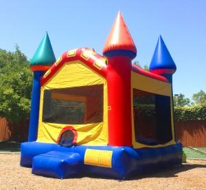 castle bounce house rental
